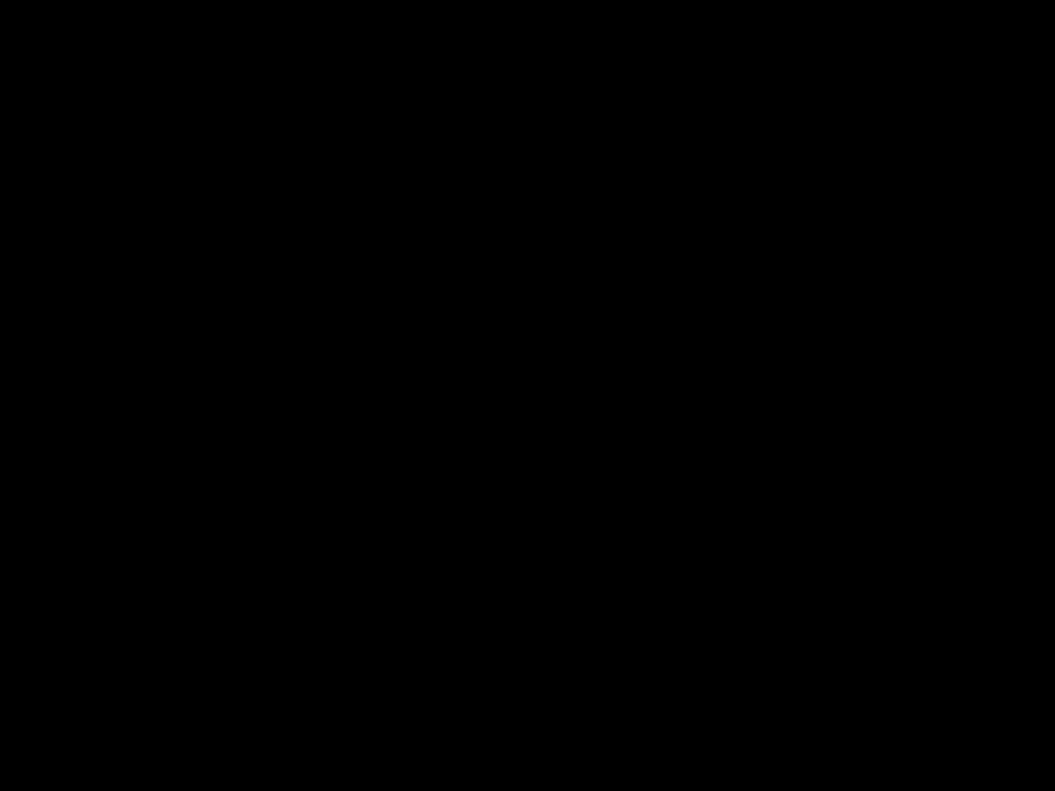 Botón curvo de metal estriado / Negro / SK02 BK